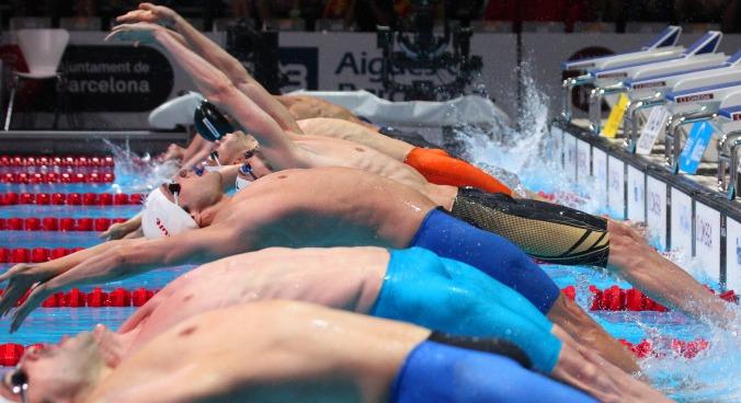 World Aquatics Championships BCN2013 Palau Sant Jordi