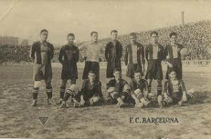 FC Barcelona anys 20