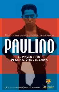 """Portada del llibre """"Paulino"""""""